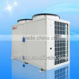 Guangzhou swimming pool water heat pump made in china (Copeland scroll compressor 38kw, 84kw)
