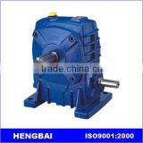 WP Series WPA Iron Worm Gearbox Variable Speed Reducer                                                                         Quality Choice