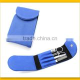 Personal Care Blue Bag Manicure Set