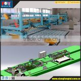 Simple metal sheet metal strip metal coil leveling and cut to length line, cut to length machine,cutting machine
