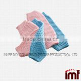 100% Cashmere Infant Baby Hand Knitted Warm Winter Leg Warmer