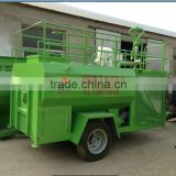 Henan hengrui HYP series hydraulic hydro spray grass seed machine for sale