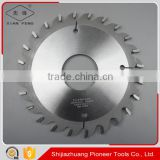 Wood grooving tct saw blade for wood grooving for woodworking industrial