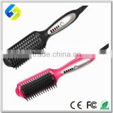 Tourmaline Ceramic PTC heating hair straightener free sample