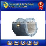 Fiberglass Removable Pipe Thermal Insulation Insulation Jackets                                                                         Quality Choice