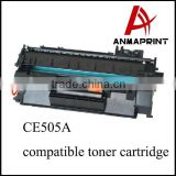 Top-Rated Supplier Toner Printer Cartridge CE505A Laser Printer Cartridge for HP Printers bulk buy from china