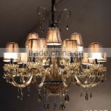 2016 The New Design European Style Modern K9 Crystal church chandeliers For Home Decor