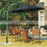 Banana umbrella hanging umbrella sun garden umbrella;patio umbrella;Aluminum pole umbrella