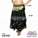 black belly dance harem pants,chiffon costume for belly dancing,belly dance wear,belly dance clothes,belly dancing clothes