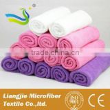 Professional Bleachproof Salon Towel Microfiber Hair Towel In Hairdress With Buttons