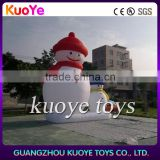 inflatable Snowman for Christmas,Christmas decoration products,outdoor inflatable snowman