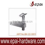 Square Stainless steel pipe fittings for Balustrade