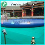 Alibaba China best price durable outdoor rubber swimming pool