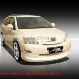 Body kit for Lexus-04-08-RX300/RX330/RX350-Style A