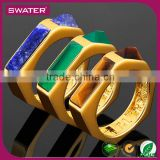 Latest Gold Ring Designs For Men And Girls,Jewelry Fashion Gemstone Ring,Custom Stainless Steel Rings Jewelry