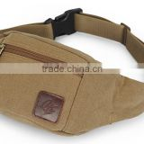 High quality Canvas Waist bag fanny pack