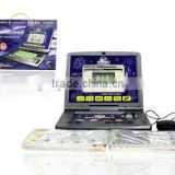 Wholesale Kids learning Laptop Toy,computer Toy,Russian Learning Machine,W/card & mouse
