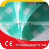 New Arrival Products Mesh Non Woven Disposable 22 Apertured Spunlace Cloth Fabric