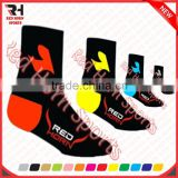 Red Horn Coolmax Socks New Dedigned Most Popular Racing Socks