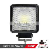 LED Work Light 30W (HML-0330) for industrial equipment,agricultral equipment and 4X4 offroad