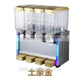 Commercial Two Tank Cold Drinks Making Machine Cold Juice Dispenser Beverage Maker                                                                         Quality Choice