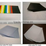 Inquiry about PVC (Polyvinyl Chloride) Sheet, Opaque colorful , 48
