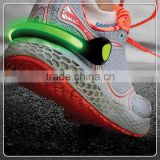 Bike Cycling Sports Shoes Wrist for decorative silicone led shoe clip flashlight