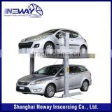 Latest Fashion top sell automatic car parking system barrier