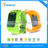 2016 alibaba child anti kidnapping gps tracker bracelet watch likie a call tracking device