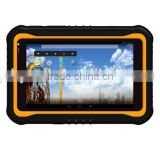 7'' android 4.4 IP67 protective class wifi/bluetooth Zigbee RFID fingerprint reader tablet PC