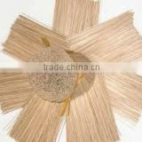 Indian black raw agarbatti bamboo stick bulk stock available