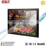 "22"" USB interface IR touch screen frame waterproof/anti-glare infrared touch panel for kiosk/digital signage/vending machine"