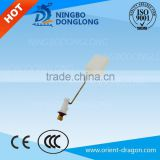 CE DongLong hot sale DL025 PVC Plastic Float Valves Water Tank air cooler float valves plastic air cooler parts