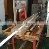PVC wire/cable trunking machine line