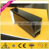 Wow!! aluminium pipe for bicylcle, cylinder / aluminium pipe black electrophoresis, 6063 T5 6061 T6 anodized black aluminum pipe