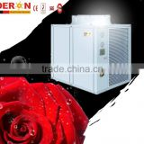 monoblock design heated floor pad machine air to water chiller absorption