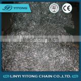Quick Delivery China Products British Standard Short Link Chain From China