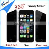 Custom Made Popular Items Exact Cut 2.5D Privacy Tempered Glass Screen Protector For Iphone 6/