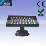 36*1/3w rgb led bar light,led outdoor wall washer light