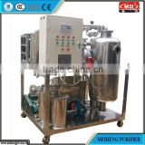 LK Series Phosphate Ester Fuel-resistance Oil Purification Machine filtration process in water treatment