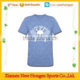 custom unisexy body fit football jerseys badminton sportswear t-shirts