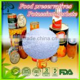 natural food preservatives potassium sorbate food grade