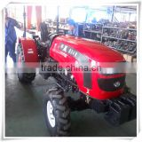 4 wheel drive tractors Huaxia DS804 80hp 4wd small garden tractors for sale