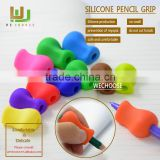 Huge selection of new items silicone pencil grips wholesale kids writting silicone pencil grips for kids handwriting