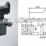 Electric drill switch 6A 250v 5e4 power tool switch for Hitachi eletric hammer BK-034