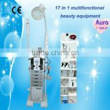 salon electric steam inhaler 17 in 1 multifunction beauty equipment <9988>