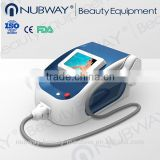 famous brand Nubway L121 !!! 808nm diode laser as lightsheer ice painless hair removal equipment
