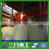 environment friendly high efficiency Professional brick carbonization kiln flue gas treatment equipment
