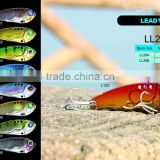 Japanese Style Jackall DEPS OSP Top Fishing products VIB metal blade lure with owner hook