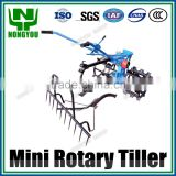 Factory Direct Price Mini Tiller Rotary Tiller Manufacturers China Factory Rotary Hoe Tractor Power Engine 1Z-20